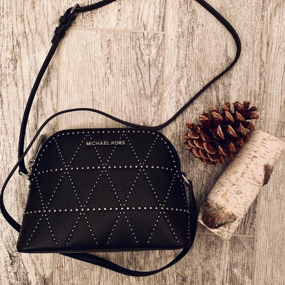 57b7265075a5 Michael Kors Bags   Adele Md Dome Crossbody   Poshmark